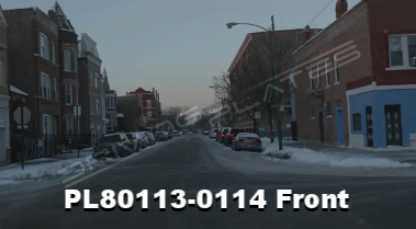Vimeo clip HD & 4k Driving Chicago, IL PL80113-0114