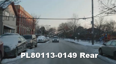 Vimeo clip HD & 4k Driving Chicago, IL PL80113-0149