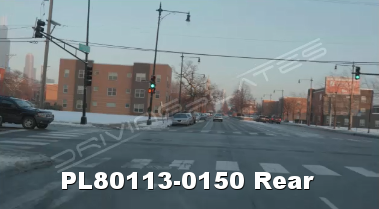 Vimeo clip HD & 4k Driving Chicago, IL PL80113-0150