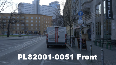 Vimeo clip HD & 4k Driving Plates Berlin, Germany PL82001-0051