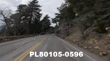 Vimeo clip HD & 4k Driving Plates Big Bear, CA PL80105-0596