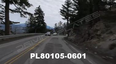 Vimeo clip HD & 4k Driving Plates Big Bear, CA PL80105-0601