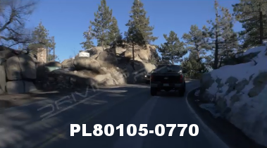 Vimeo clip HD & 4k Driving Plates Big Bear, CA PL80105-0770