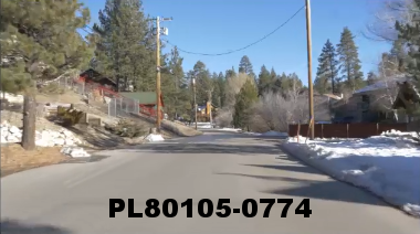 Vimeo clip HD & 4k Driving Plates Big Bear, CA PL80105-0774