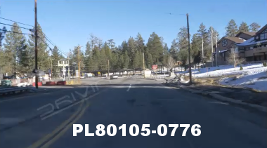 Vimeo clip HD & 4k Driving Plates Big Bear, CA PL80105-0776