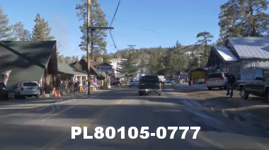 Vimeo clip HD & 4k Driving Plates Big Bear, CA PL80105-0777