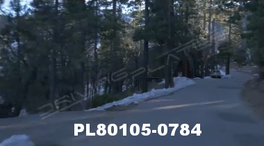 Vimeo clip HD & 4k Driving Plates Big Bear, CA PL80105-0784