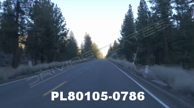 Vimeo clip HD & 4k Driving Plates Big Bear, CA PL80105-0786