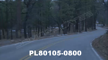 Vimeo clip HD & 4k Driving Plates Big Bear, CA PL80105-0800