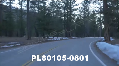 Vimeo clip HD & 4k Driving Plates Big Bear, CA PL80105-0801
