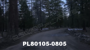 Vimeo clip HD & 4k Driving Plates Big Bear, CA PL80105-0805