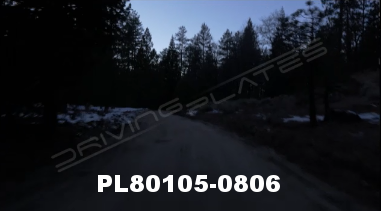 Vimeo clip HD & 4k Driving Plates Big Bear, CA PL80105-0806