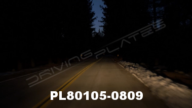 Vimeo clip HD & 4k Driving Plates Big Bear, CA PL80105-0809