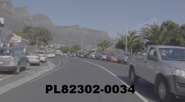 Vimeo clip HD & 4k Driving Plates Cape Town, South Africa PL82302-0034