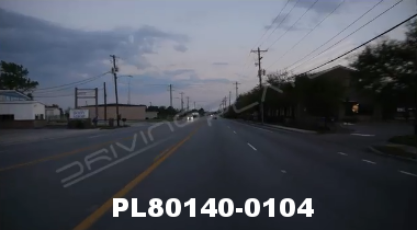 Vimeo clip HD & 4k Driving Charleston, SC PL80140-0104