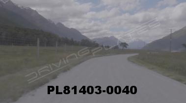 Vimeo clip HD & 4k Driving Plates Lake Wakatipu, New Zealand PL81403-0040