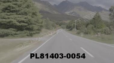 Vimeo clip HD & 4k Driving Plates Lake Wakatipu, New Zealand PL81403-0054
