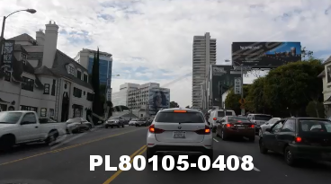 Vimeo clip HD & 4k Driving Plates Los Angeles, CA PL80105-0408