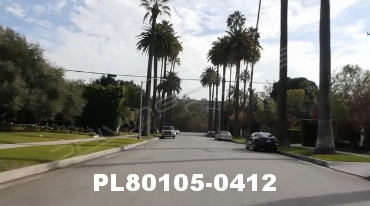 Vimeo clip HD & 4k Driving Plates Los Angeles, CA PL80105-0412