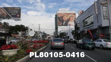 Vimeo clip HD & 4k Driving Plates Los Angeles, CA PL80105-0416