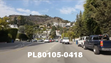 Vimeo clip HD & 4k Driving Plates Los Angeles, CA PL80105-0418
