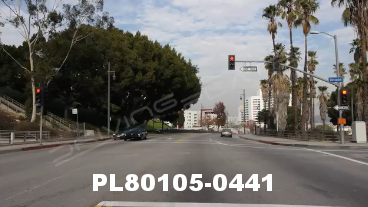 Vimeo clip HD & 4k Driving Plates Los Angeles, CA PL80105-0441