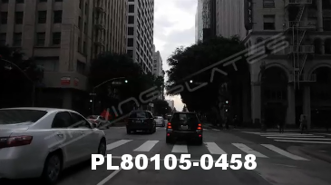Vimeo clip HD & 4k Driving Plates Los Angeles, CA PL80105-0458