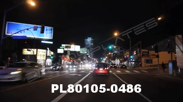 Vimeo clip HD & 4k Driving Plates Los Angeles, CA PL80105-0486
