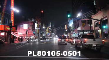 Vimeo clip HD & 4k Driving Plates Los Angeles, CA PL80105-0501