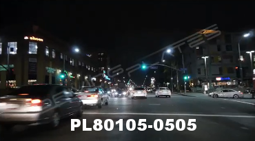 Vimeo clip HD & 4k Driving Plates Los Angeles, CA PL80105-0505
