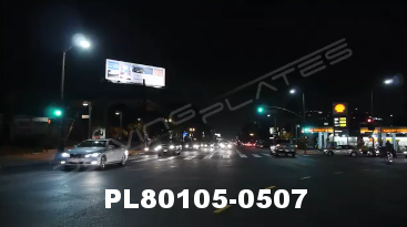 Vimeo clip HD & 4k Driving Plates Los Angeles, CA PL80105-0507