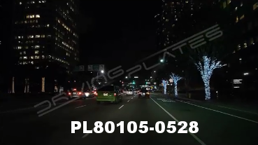 Vimeo clip HD & 4k Driving Plates Los Angeles, CA PL80105-0528