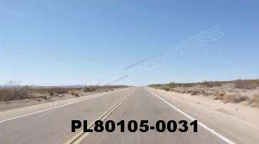 Vimeo clip HD & 4k Driving Plates Mojave Desert, CA PL80105-0031