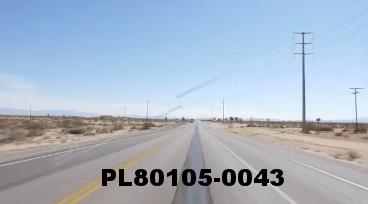 Vimeo clip HD & 4k Driving Plates Mojave Desert, CA PL80105-0043
