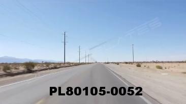 Vimeo clip HD & 4k Driving Plates Mojave Desert, CA PL80105-0052
