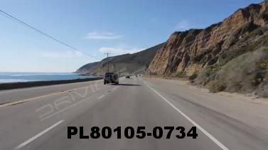 Vimeo clip HD & 4k Driving Plates Malibu, CA PL80105-0734