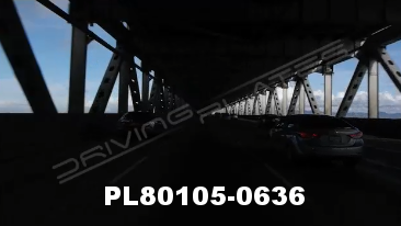 Vimeo clip HD & 4k Driving Plates Oakland, CA PL80105-0636