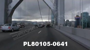 Vimeo clip HD & 4k Driving Plates Oakland, CA PL80105-0641