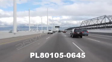 Vimeo clip HD & 4k Driving Plates Oakland, CA PL80105-0645