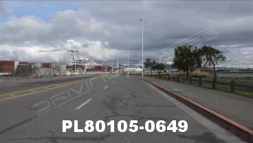 Vimeo clip HD & 4k Driving Plates Oakland, CA PL80105-0649