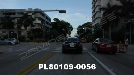 Vimeo clip HD & 4k Driving Plates Miami, FL PL80109-0056