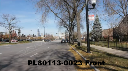 Vimeo clip HD & 4k Driving Chicago, IL PL80113-0023