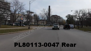 Vimeo clip HD & 4k Driving Chicago, IL PL80113-0047