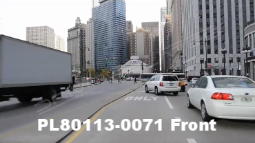 Vimeo clip HD & 4k Driving Chicago, IL PL80113-0071