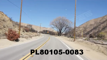 Vimeo clip HD & 4k Driving Plates Palmdale, CA PL80105-0083