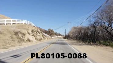 Vimeo clip HD & 4k Driving Plates Palmdale, CA PL80105-0088