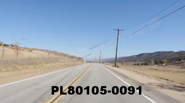 Vimeo clip HD & 4k Driving Plates Palmdale, CA PL80105-0091
