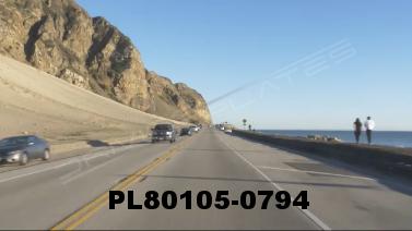 Vimeo clip HD & 4k Driving Plates Malibu, CA PL80105-0794