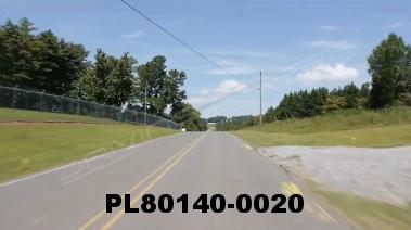 Vimeo clip HD & 4k Driving Plates Blue Ridge Hwy, SC PL80140-0020