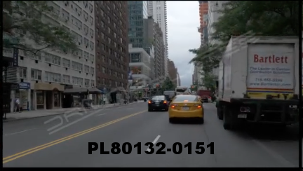 Vimeo clip HD & 4k Driving Plates New York City PL80132-0151